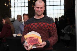 Markus Lindström, Stommens lantbruk, Smakmötet, Exceptionell Råvara 2018