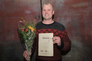 Markus Lindström, Smakmötet, Exceptionell Råvara 2018