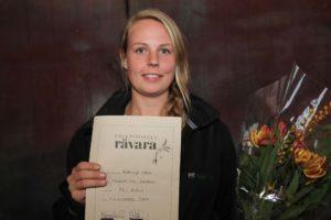 Erika Buskas-Wulff från Närsjö Gård, Smakmötet, Exceptionell Råvara 2018