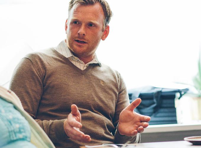 Johan Widing