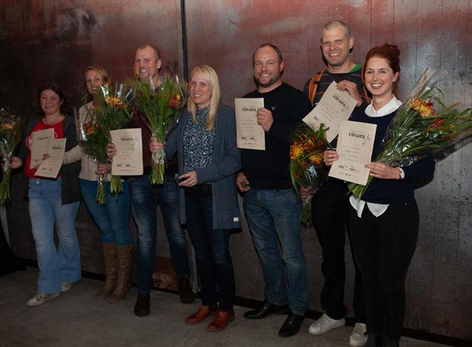 Sex uppfödare fick utmärkelsen Exceptionell Råvara på Smakmötet 2018